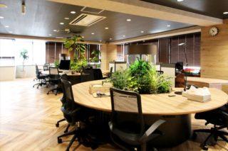 オフィスにアクアリウム!! プロが設置した素敵な水槽5選!
