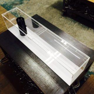 【オーダーメイドアクリル水槽】OF三重管つき隔離水槽