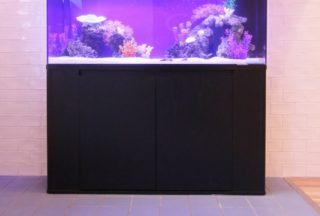 安くて丈夫な水槽台 おすすめメーカー設置事例