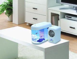 小型水槽を冷やせ!おすすめ人気水槽用ペルチェ式クーラー ベスト3!