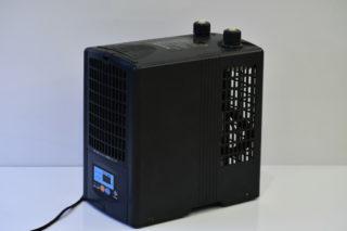 【画像で解説】水槽用クーラーの設置方法、温度設定方法とは