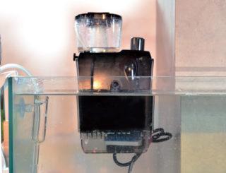 【小型プロテインスキマー特集】小型の海水水槽におすすめな機種をご紹介